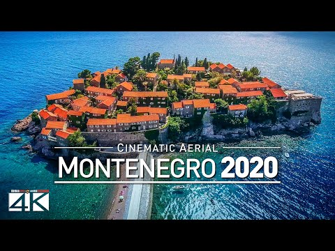 【4K】Drone Footage | Marvellous Montenegro ..:: Bird's View | Aerial Film