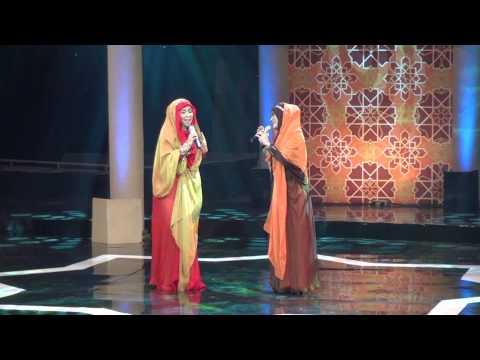 Bidadari Syurga by Nadhira at Inspirasi Iman TVRI