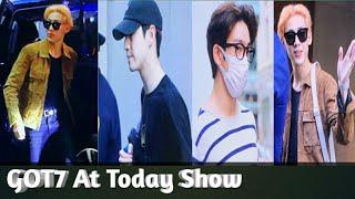 2019.06.26  GOT7 At Today Show #GOT7 #GOT7_WORLDTOUR