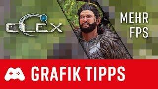 PC Grafikeinstellungen erklärt ► Tipps und Tricks am Beispiel von Elex