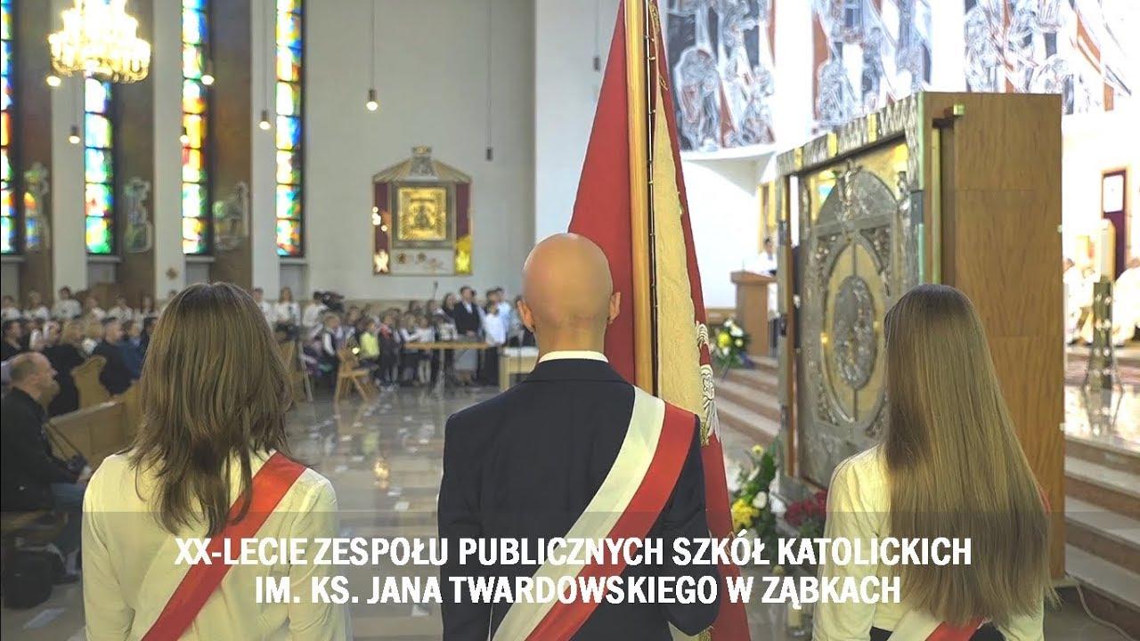 XX-lecie Zespołu Publicznych Szkół Katolickich im. ks. Jana Twardowskiego w Ząbkach