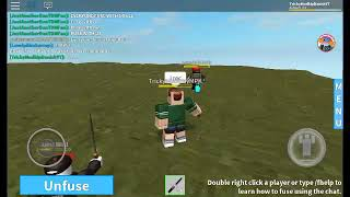 Roblox Fusion Fight