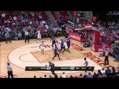HD Phoenix Suns vs Houston Rockets   Full Highlights   March 21, 2015   NBA Season 2014 15 720p