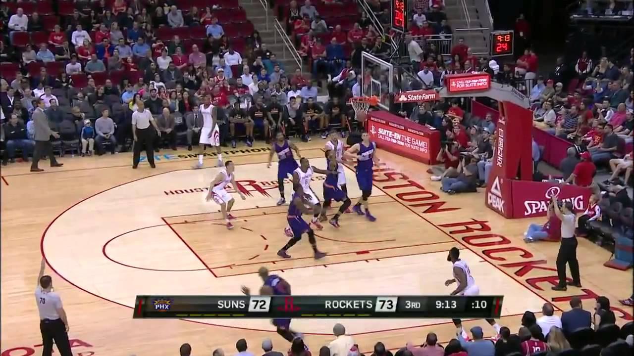 HD Phoenix Suns Vs Houston Rockets Full Highlights March