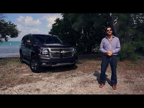 Chevrolet Tahoe Z71 2015 - Prueba A Bordo [Full]