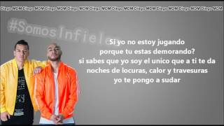 Eyci and Cody - Somos Infieles (LETRA + DESCARGA) | Diego MDM