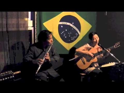 Karen & Naoya: Garota De Ipanema (The Girl from Ipanema)