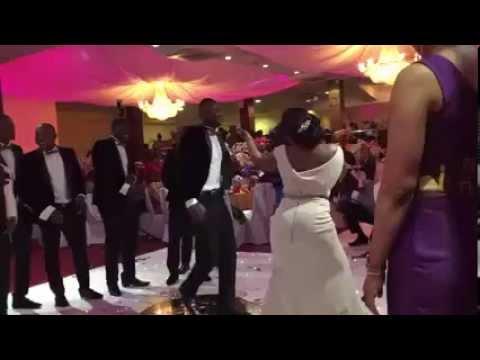 Omg Nigerian Couple Amazing Dance On Their Wedding Daynt