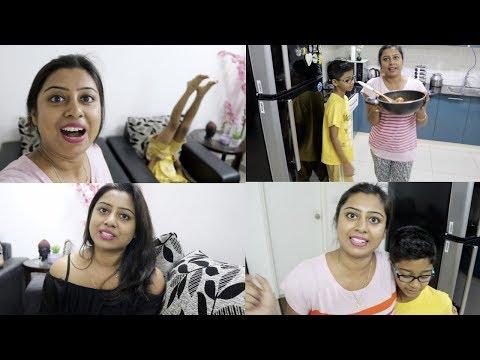 Indian Vlogger Soumali || Ek Shaam Mere Bacche Ke Naam