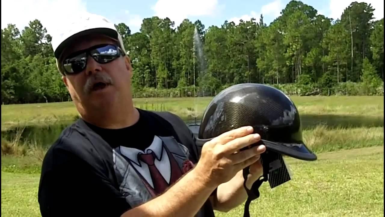 Daytona Helmets Novelty Hawk Carbon Fiber Motorcycle