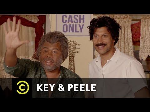 Macedonian Café - Key & Peele