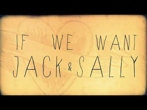 Blink-182 - Jack & Sally [Lyric Video]