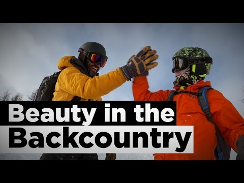 Beauty in the Backcountry - Sean Isaac in Alberta