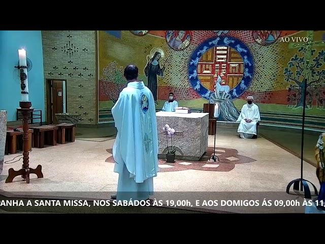 Santa Missa | 17/04/2021