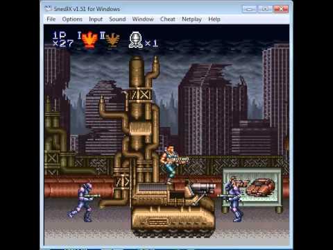 Snes9x-Giả lập Super Nintendo