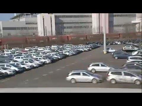 Venda de carros novos aumenta na União Europeia
