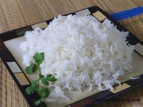 rice basmati recipe cook plain indian cooking india recipes boil perfect champaran doon pakistani urdu easy dishes fluffy brown grains
