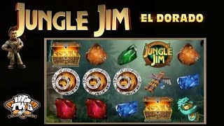 Jungle Jim El Dorado Online Slot from Microgaming(Jungle Jim El Dorado Online Slot Review: http://online.casinocity.com/slots/game/jungle-jim-el-dorado/ http://www.ThisWeekInGambling.com - Get ready for ..., 2016-08-25T22:10:44.000Z)