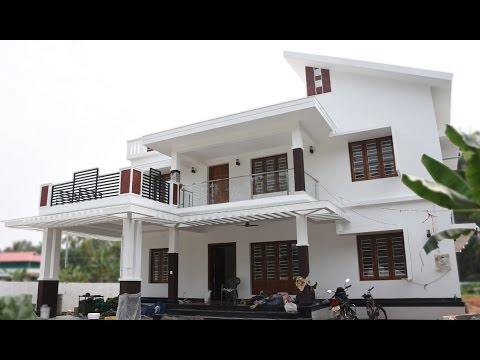 Aluva, 32 cents plot and 3100 sq ft, luxury house for sale in Aluva, Kochi