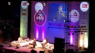 Kal Chaudhvi Ki Raat Thi - Jagjit Singh Live in Concert, 3rd Sep 2011 @ Talkatora Stadium