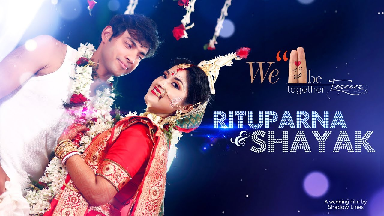 The Royal Bengali Wedding Highlights Video Of Rituparna Shayak In Kolkata India By Shadow Lines