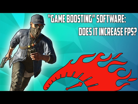 "Can ""Game Booster"" Software Speed up a Budget Gaming PC?"
