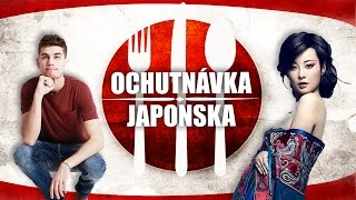 OCHUTNÁVKA JAPONSKÝCH - ÁZIJSKÝCH SLADKOSTÍ!