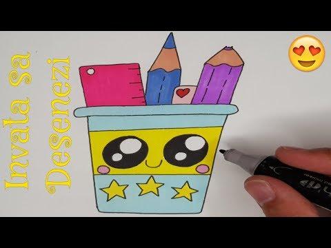 💙❤️💛 Cum se Deseneaza un Hamster | Animalute Chibi | Cum Colorez from YouTube · Duration:  3 minutes 57 seconds