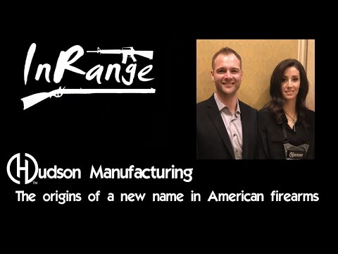Hudson Mfg - A new name in American firearms