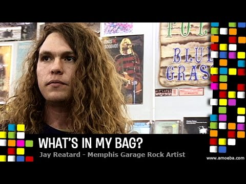Jay Reatard - What's In My Bag?