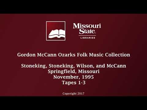McCann: Stoneking, November, 1995