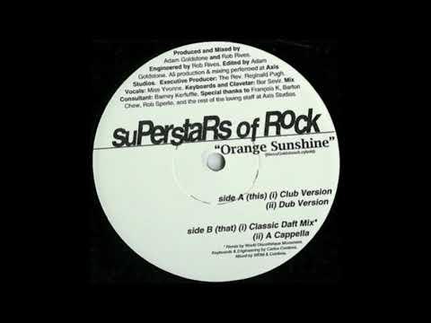 Superstars Of Rock - Orange Sunshine (Club Version)