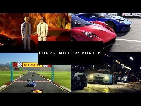 Forza Motorsport 6 - TV ad