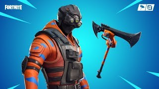 Fortnite new skins. HYPERNOVA - BRUTE FORCE PICKAXE