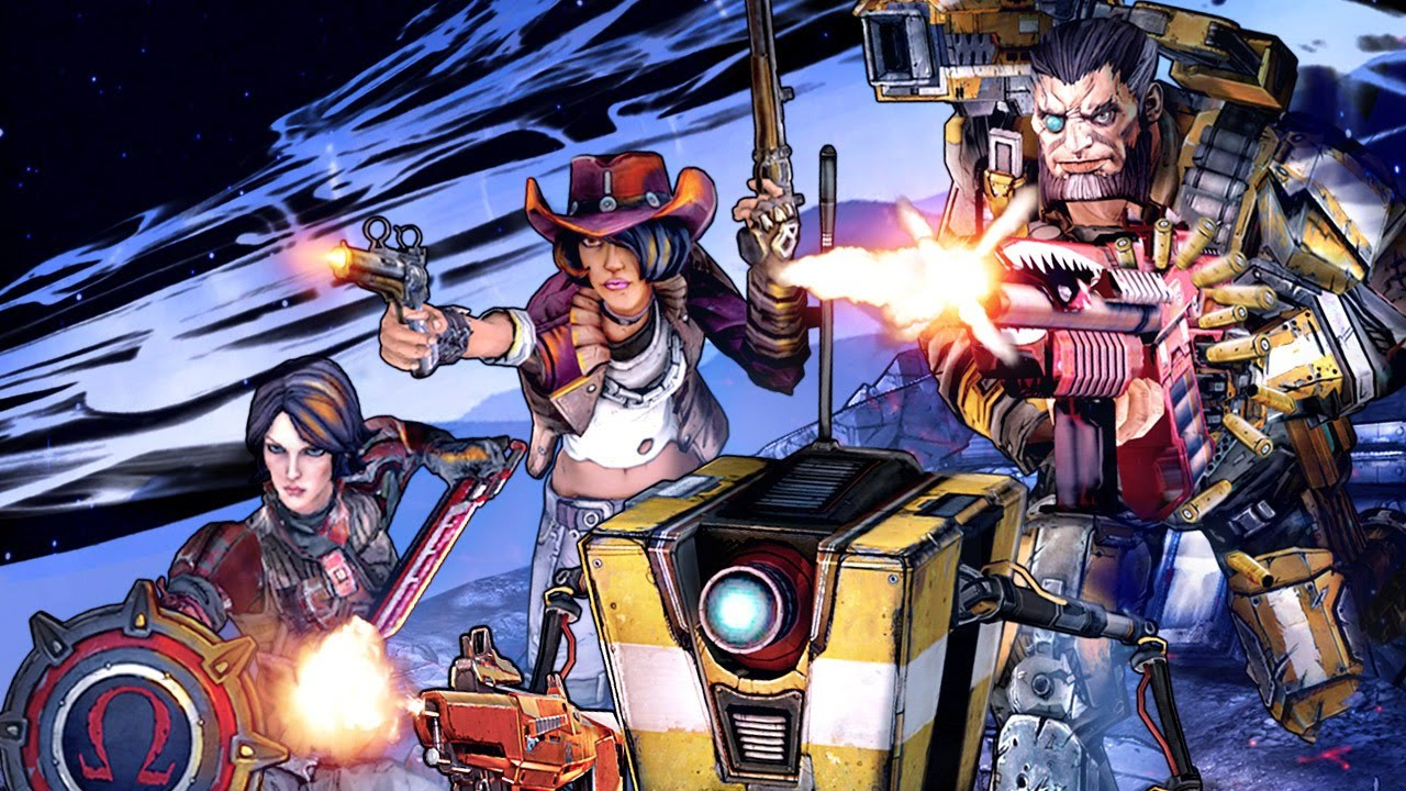Borderlands The Pre-Sequel: How To Level Quickly - CINEMABLEND