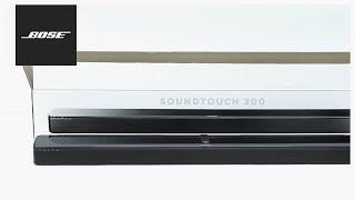 Bose SoundTouch 300 Soundbar - Unboxing + Setup