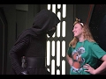 Walt Disney World Vacation December 2016: Day 6 Part 3-Star Wars Launch Bay