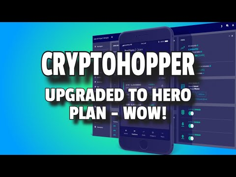 CryptoHopper Update 18 – Upgraded to Hero Plan 🤑 WOW What a Difference! 🚀