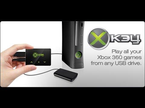 XKey Xbox 360 How It Works YouTube