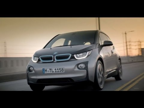 Introducing the BMW i3 Electric Car: Head of Design Adrian van Hooydonk on Bringing Carbon Fiber to the Mass Market & the Future of Auto Design