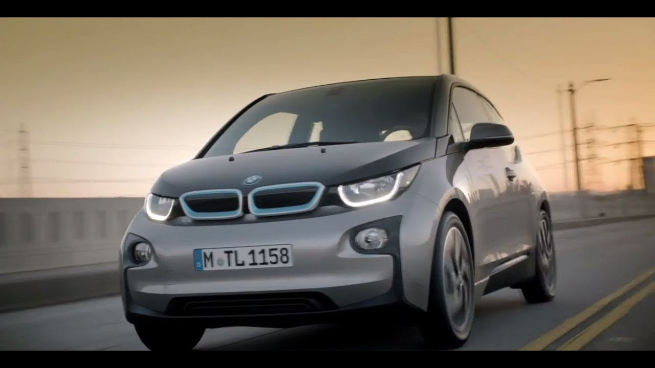 The All Electric Bmw I3 Official Launch Video Youtube