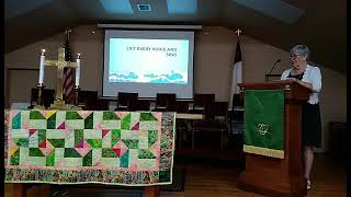 FUMC Port Isabel In-Person Worship Service - June 20, 2021 at 8:30am (4th Sunday after Pentecost)