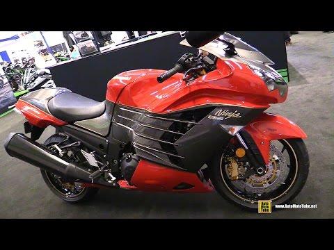 2017 Kawasaki Ninja ZX14R 30th Anniversary Edition - Walkaround - 2017 Montreal Motorcycle Show