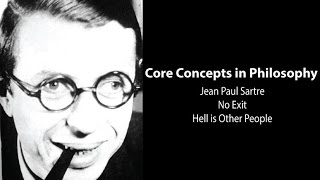 """Hell Is Other People in Jean-Paul Sartre's """"No Exit"""" - Philosophy Core Concepts"""