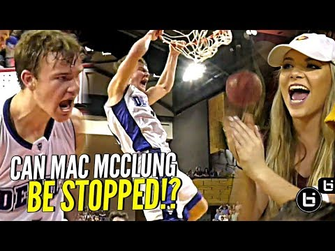 5000 People Came To Watch The MAC MCCLUNG SHOW Go Off For 39! But Was It Enough?