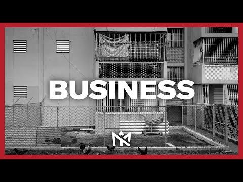 Myke Towers - Business (Lyric Video