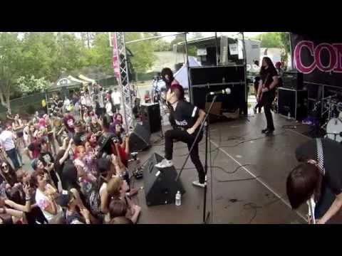 Mourning Lilith Live at Warped Tour 2014 [Mountain View, CA]