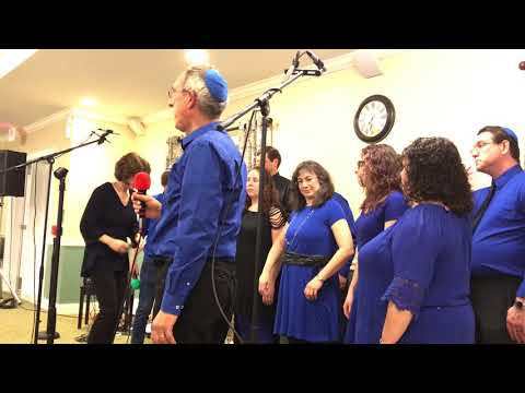 Shir Rhythm performs at Brightview Senior Living in Canton, MA on 3.25.18