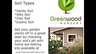 The 4 Basic Soil Types