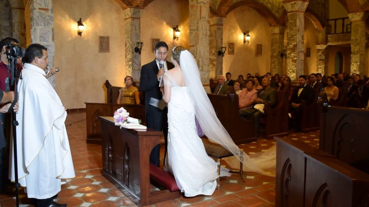 Matrimonio Catolico Legal : Rito de matrimonio boda católica youtube